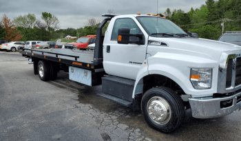 2021 Ford F650